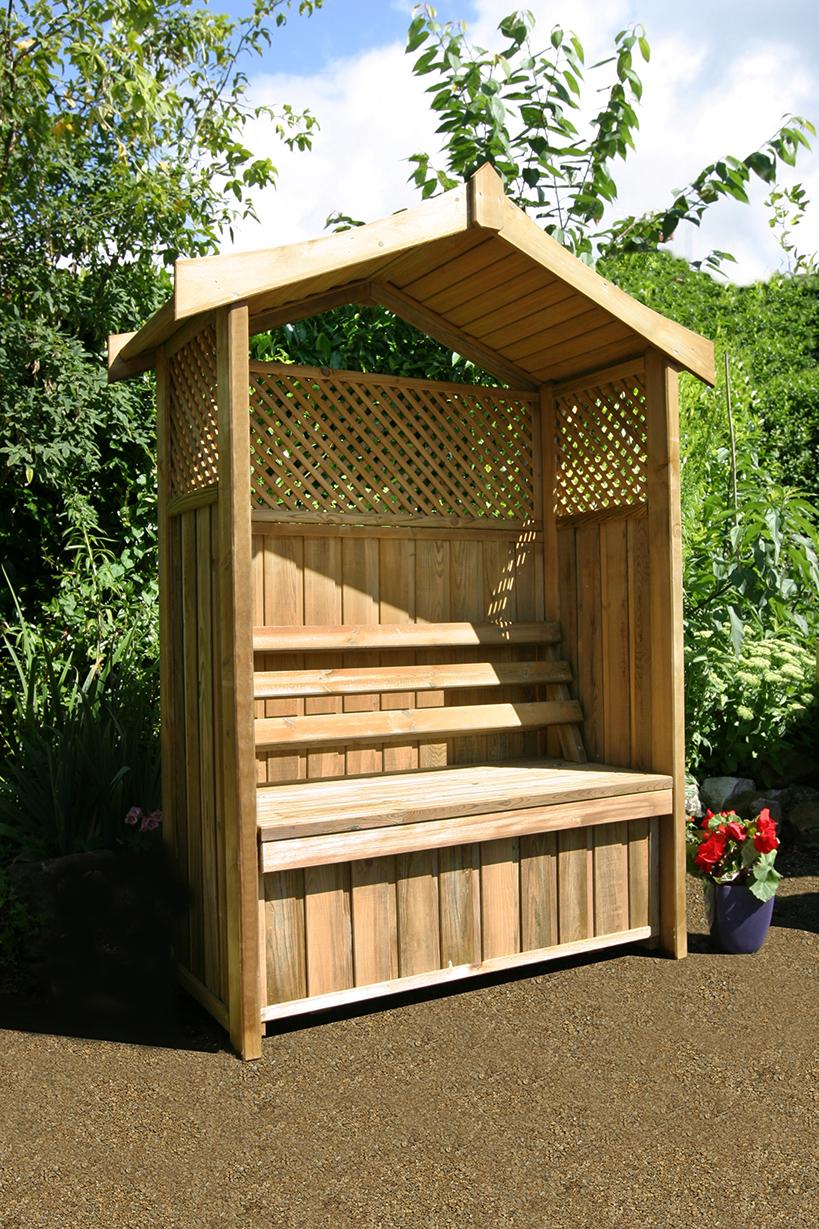 Arbours Seats And Garden Furniture Hillsborough Fencing
