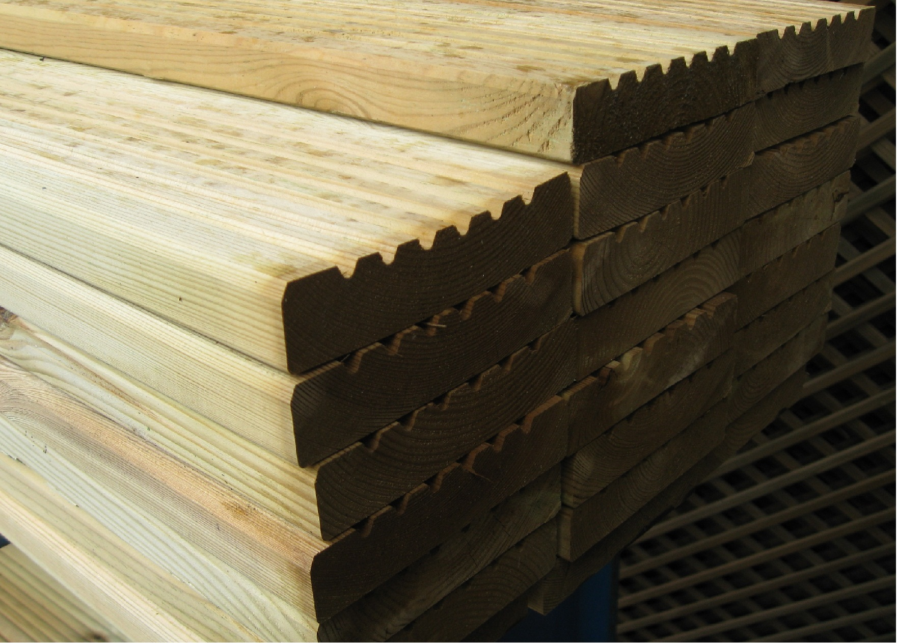 125mm x 32mm tanalised deck boards decking for 6 inch wide decking boards