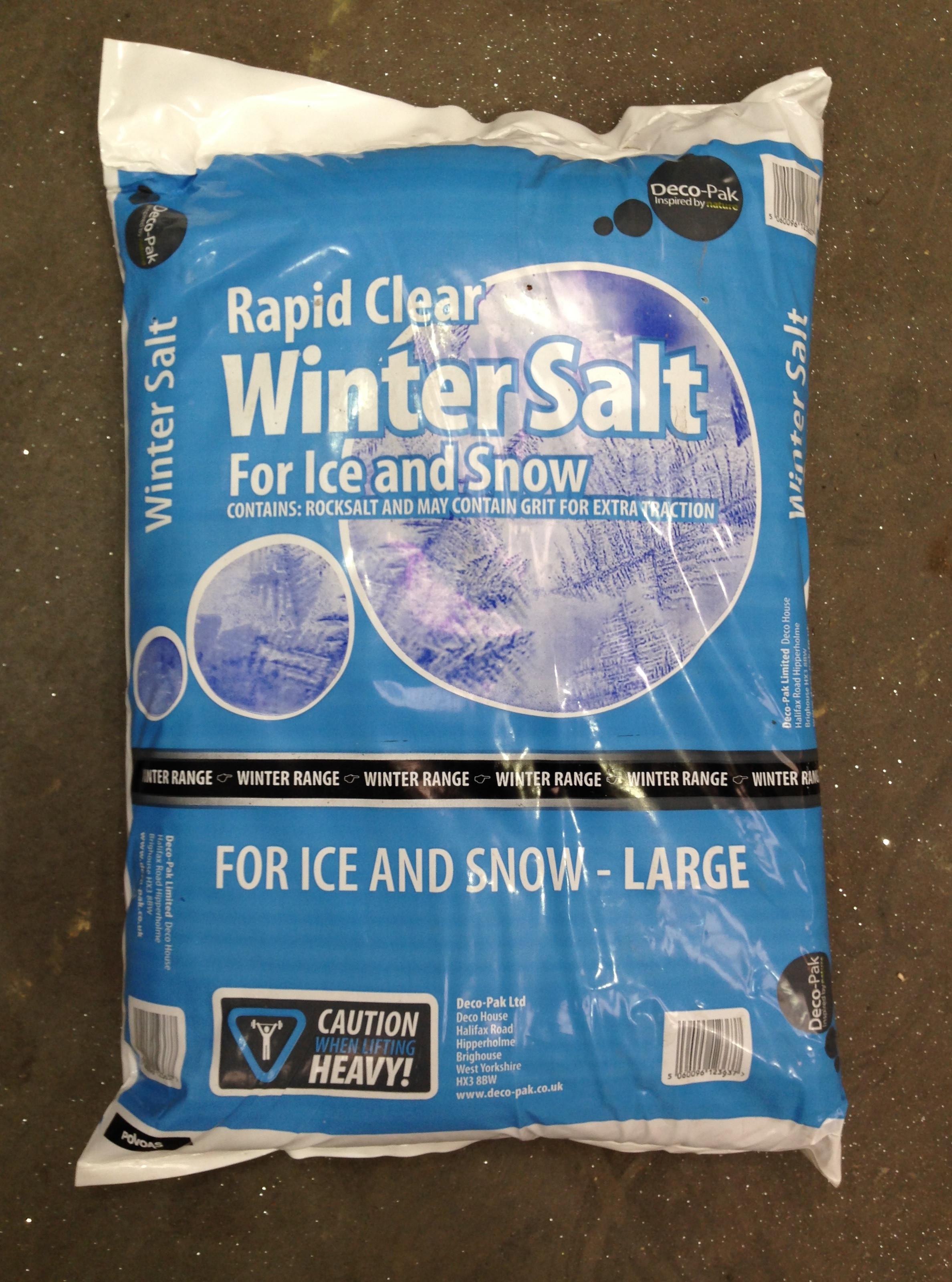 Winter Salt