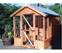 10' x 6' Apex Run and Kennel