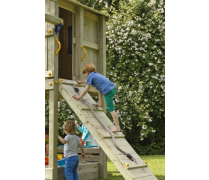 Little Monkey Ramp with Rope - Timber Set