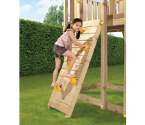 Little Monkey Climbing Wall - Timber Set