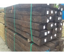 Used Softwood Railway Sleepers