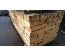 200mm x 100mm (8'' x 4'') English Oak hardwood