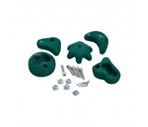 KBT Climbing Stones (Set of 5) - Green