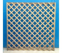 Diamond trellis 4''