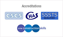 Hillsborough Fencing Accreditations