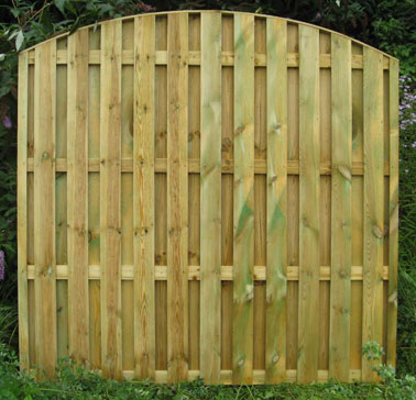 Double Sided Paling Hillsborough Fencing