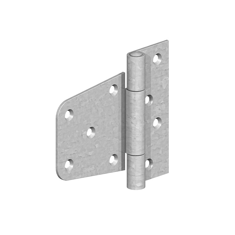 Heavy Duty Offset Hinges