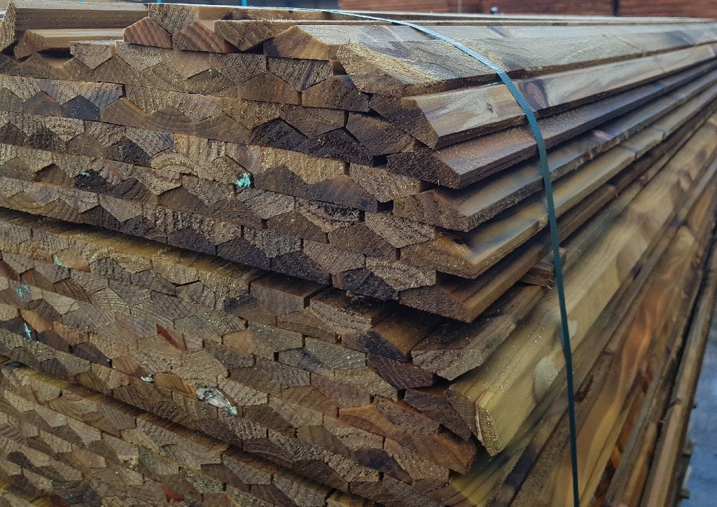 Timber Panel Caps