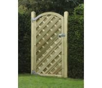V-Arched Gate