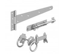 Side Gate Kit with Ring Latch