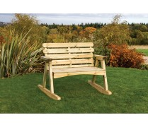 Abbey Rocking Chair/Bench