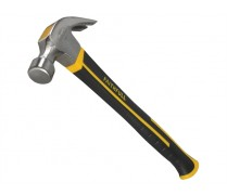 Faithfull Fibreglass Handled Claw Hammers