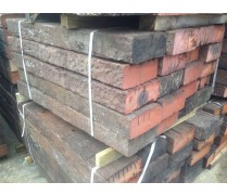 Used Untreated Hardwood Blocks