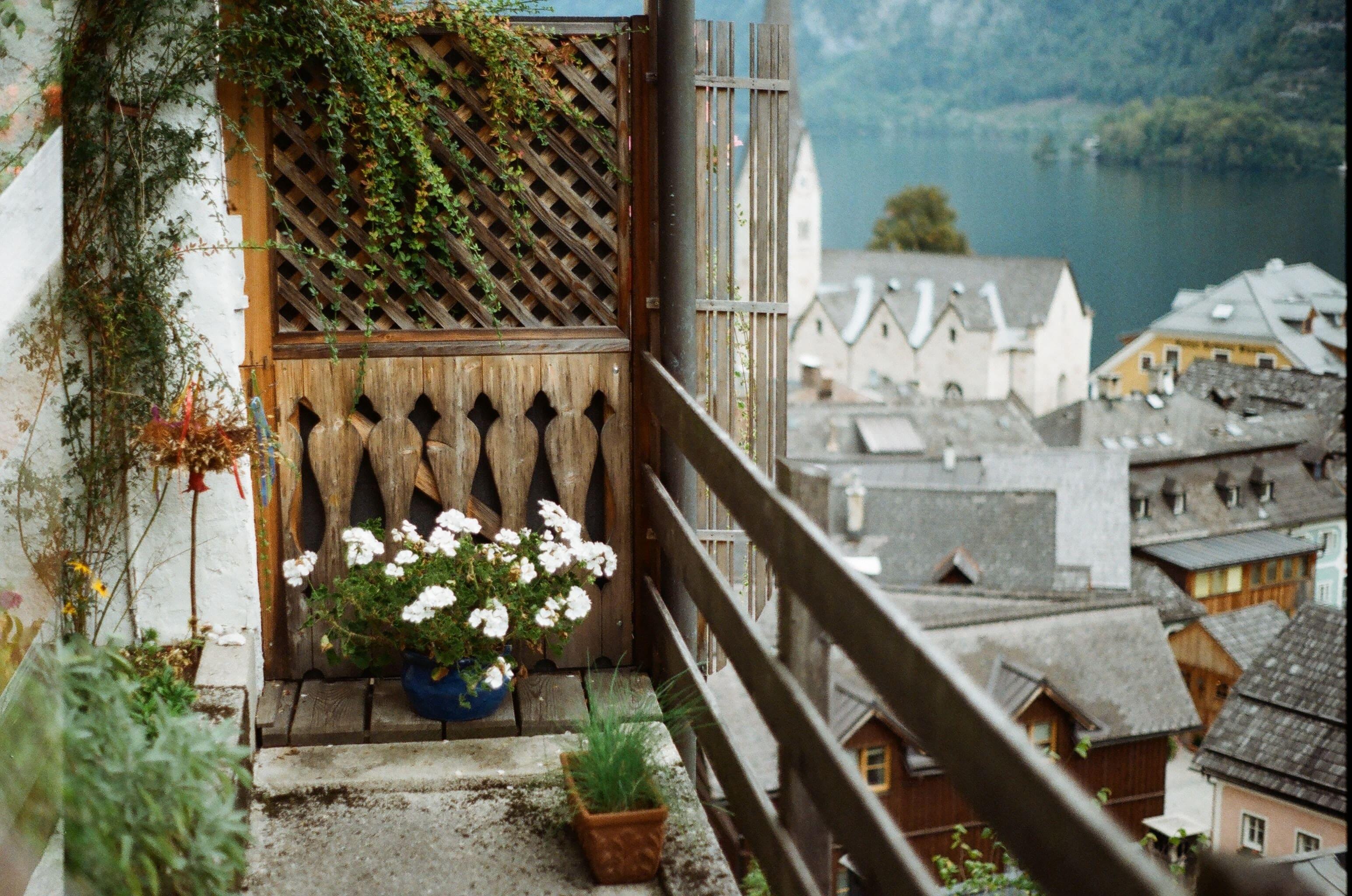 Garden Balconies