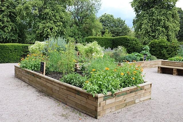 Multiple Garden Beds