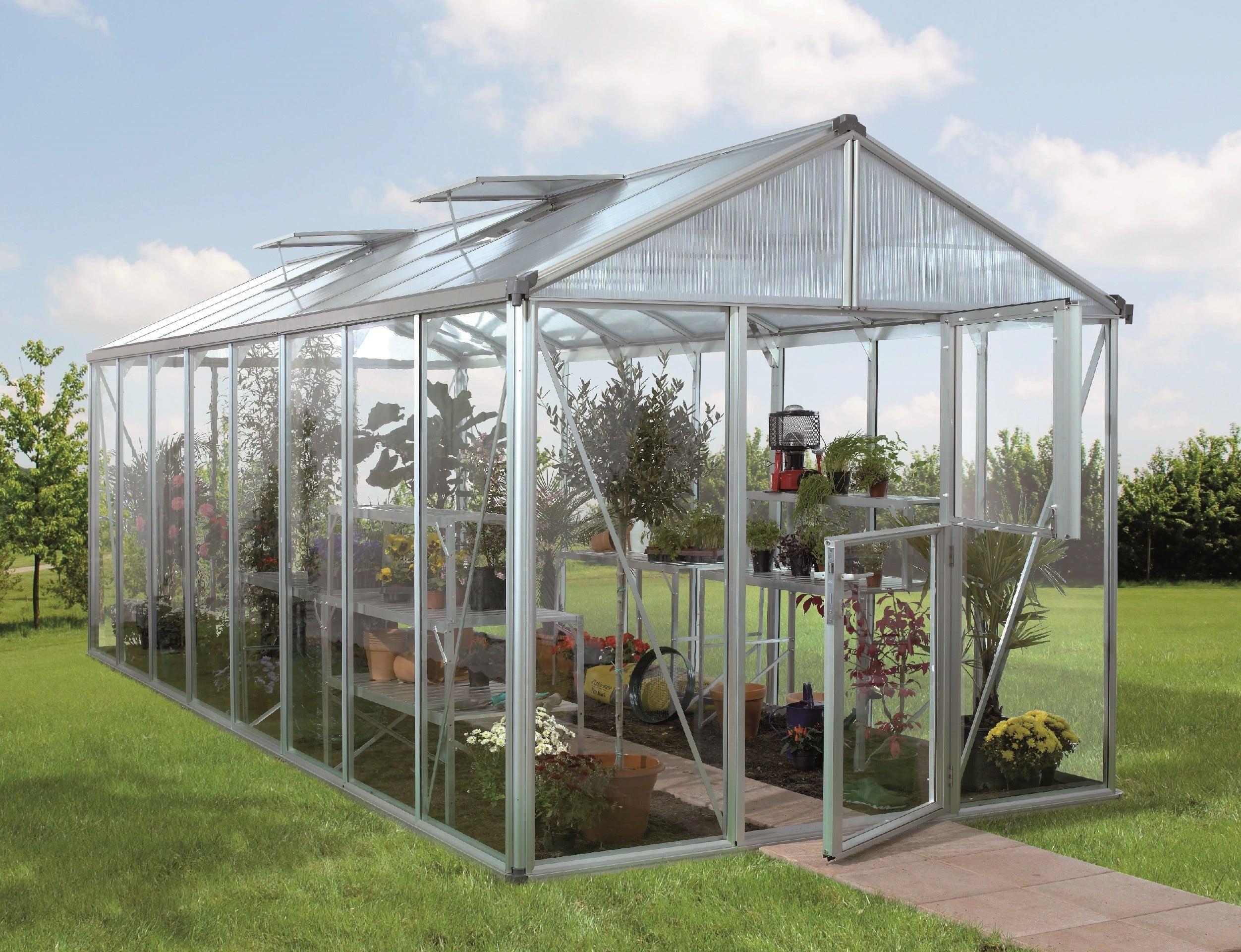 Zeus Greenhouse