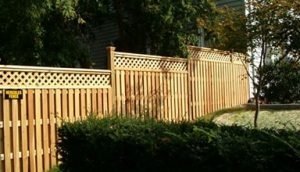 Taller - Stepped Fencing